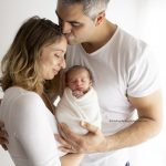 newborn family shots