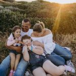 outdoor family photos mandurah