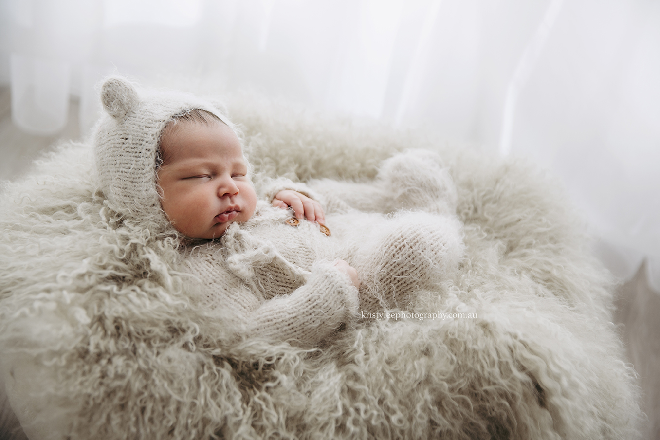 newborn photographer rockingham