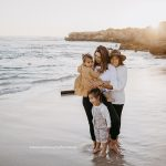 professional beach family photographer  perth