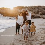 beach family professional photos perth