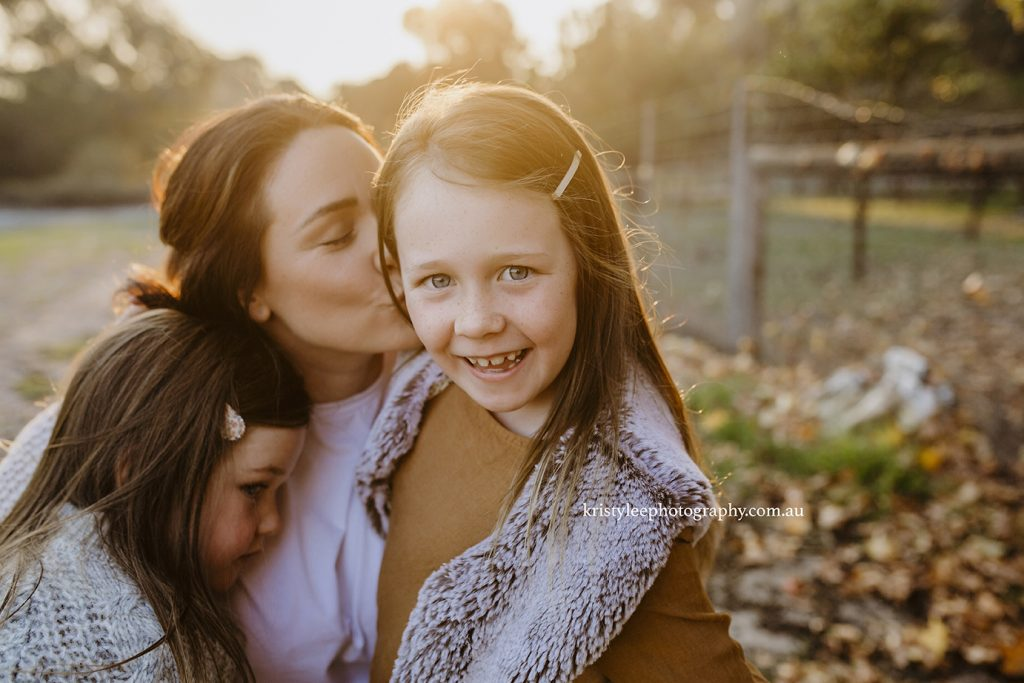 professional family portraits rockingham